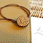 ONSA Leather. | 著者の手帳カバー「H(アッシュ)」、お手入れ風景です
