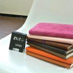ONSA Leather. | 新色の『夢かな手帳』カバー、ただいま製作中です